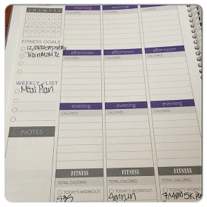 My Fitness Planner